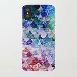 REALLY MERMAID FUNKY iPhone Case