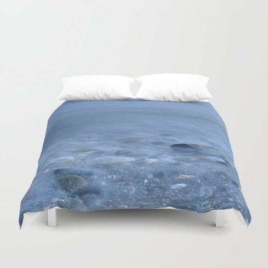 """Blue sea""... Duvet Cover"