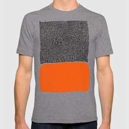 City Sunset Abstract T-shirt