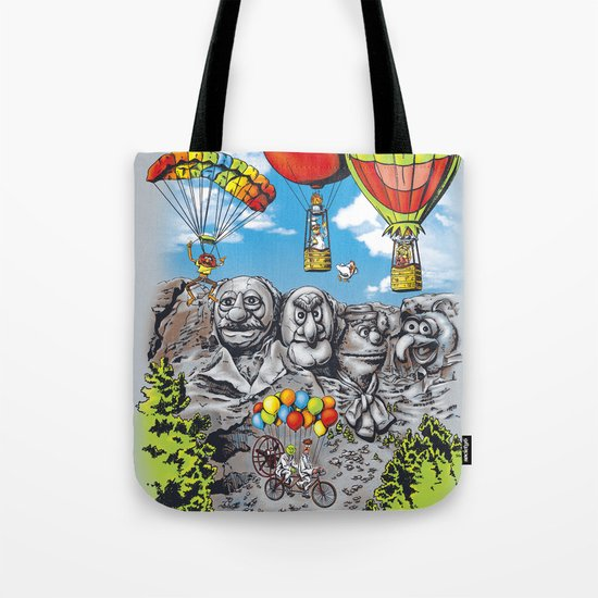 Epic Adventure Tote Bag