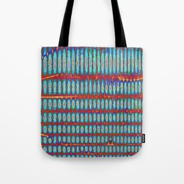 Fractory: Space Odyssey Series - Star Seeds Tote Bag