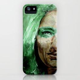 CASTANEDA #2 iPhone Case