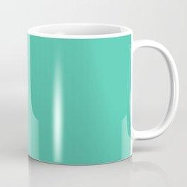 Electric Green Coffee Mug