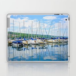 Glen Harbour Marina Laptop & iPad Skin