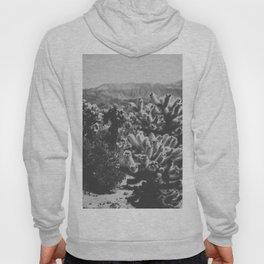 Chollo Cactus Garden (Black + White) Hoody