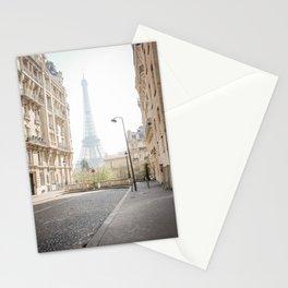 Eiffel Tower Hidden Street Stationery Cards