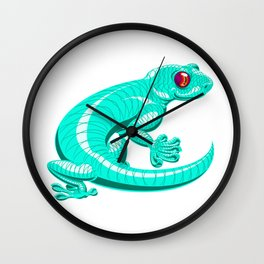 Lenny the Lounge Lizard Wall Clock