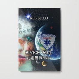 Space-911 Metal Print