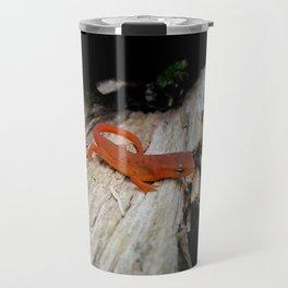 Red Newt Travel Mug