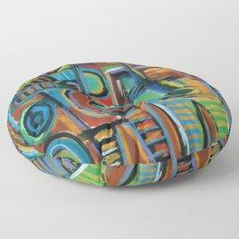 Jazzmen 2 Floor Pillow