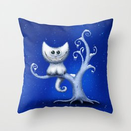 Cute Of Smile Throw Pillow