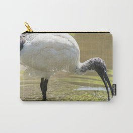 Australian White Ibis Carry-All Pouch