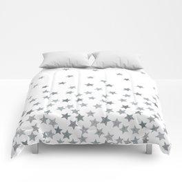STARS SILVER Comforters