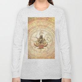 Kabbalah Meditation Long Sleeve T-shirt