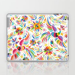 The colors of the Quetzal Laptop & iPad Skin