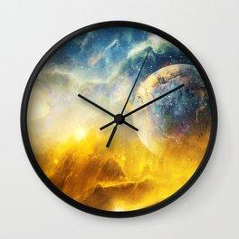 Dreaming the Stars Wall Clock