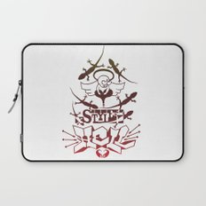 Style Hell Laptop Sleeve