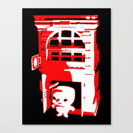 PUFTHOUSE Canvas Print