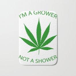 Marijuana Dispensary Legal Weed Bath Mat