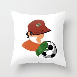Benjamin Throw Pillow