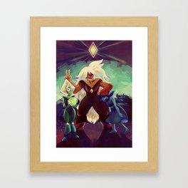 Homeworld Gems Framed Art Print