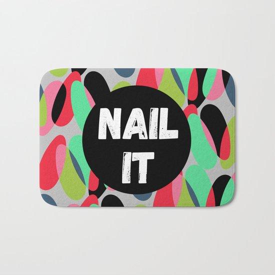 Nail It Bath Mat