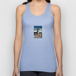 Parting the Waves Unisex Tank Top