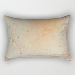 Descent into the Sea Rectangular Pillow