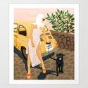 Tour #illustration by 83oranges