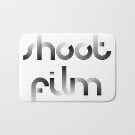 Shoot Film Bath Mat