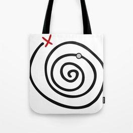 Timeline - LIS Tote Bag