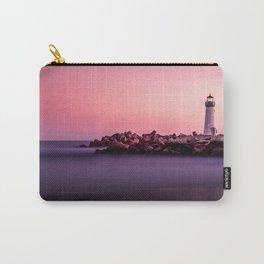 purple sea #society6 #decor #buyart #homedecor Carry-All Pouch