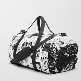 Maevb's Inktober 2018 Duffle Bag