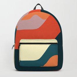 Minimalist Mountain Backpack