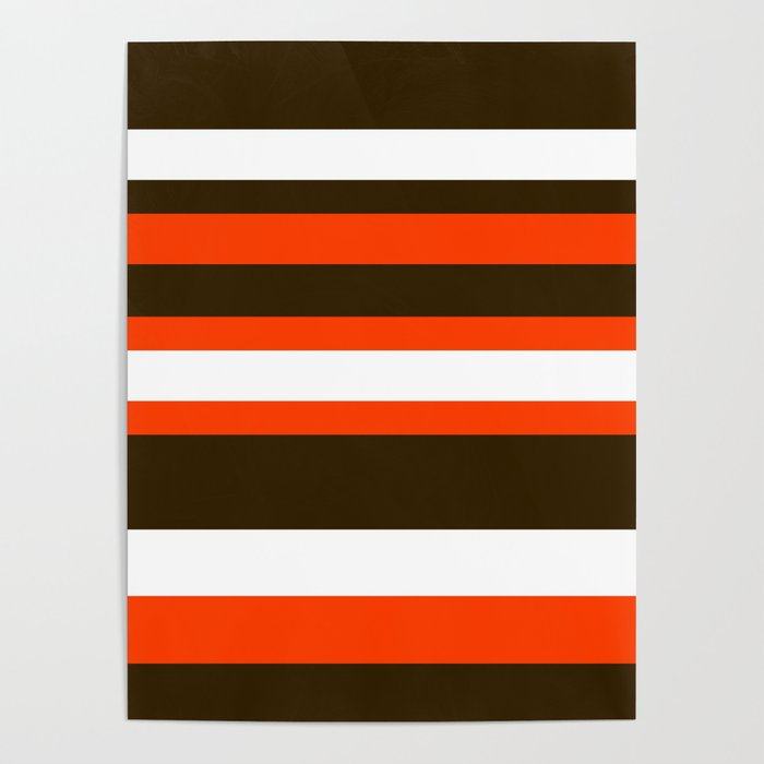 Cleveland Colors Poster