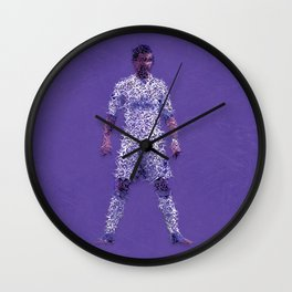 CR7 Wall Clock