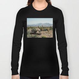 Nevada Desert Scene Long Sleeve T-shirt