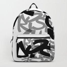 RISE - Half Logo Backpack