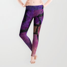 Abstract 3 Leggings