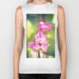 Orchid Impressions Biker Tank