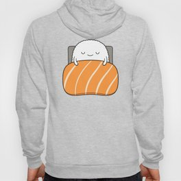 sleepy sushi Hoody