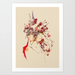 State of Mind Art Print