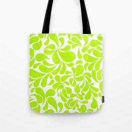 le modèle heureux V Tote Bag