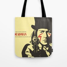 Deadman Tote Bag