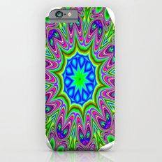 mosaic mandala iPhone 6s Slim Case