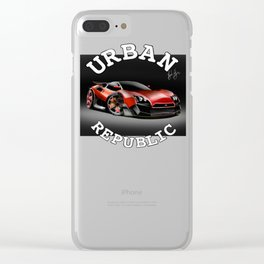 Car - Concepts By Shima Clear iPhone Case