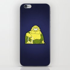 Smiling Buddha iPhone & iPod Skin