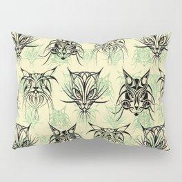 TRIBAL CATS Pillow Sham