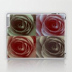 Dark roses Laptop & iPad Skin