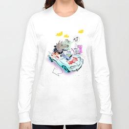 The Love Car Long Sleeve T-shirt